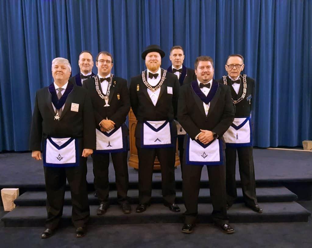 Blendon Officers 2017